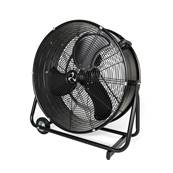 Ventilateur Industriel DF600 Mobile 77cm Noir